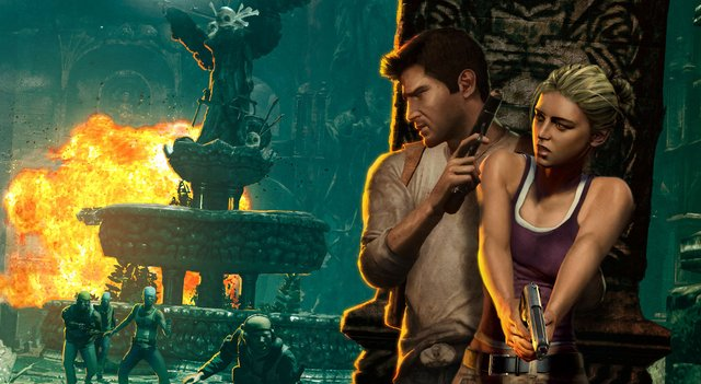 games similar to UNCHARTED: Drake's Fortune
