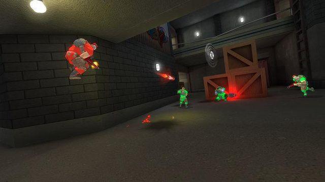 games similar to Warsow