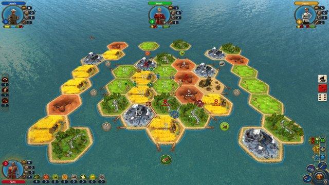 games similar to Catan: Creator's Edition