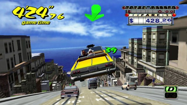 games similar to Crazy Taxi (1999)