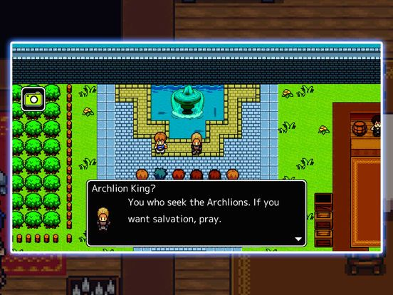 games similar to Archlion Saga