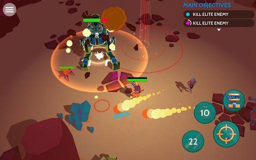 games similar to Space Pioneer: Alien Shooter