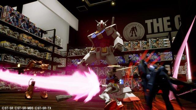 games similar to New Gundam Breaker