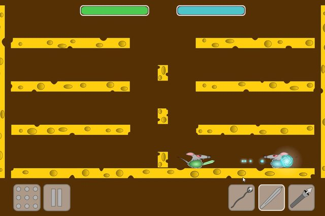 games similar to Rat Arena