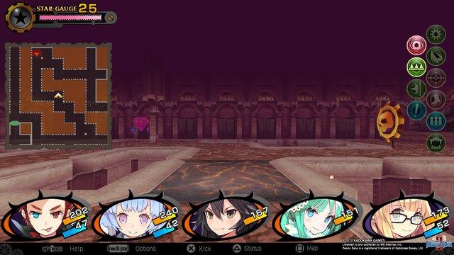 games similar to Demon Gaze II