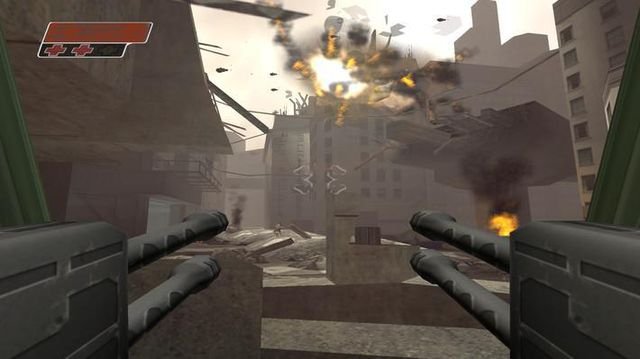 games similar to Red Faction II
