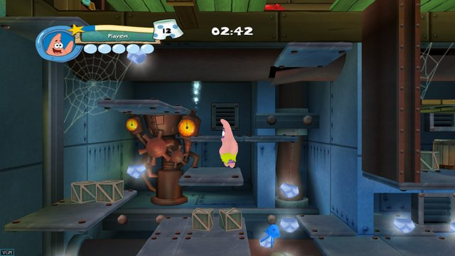 games similar to SpongeBob SquarePants: Underpants Slam!