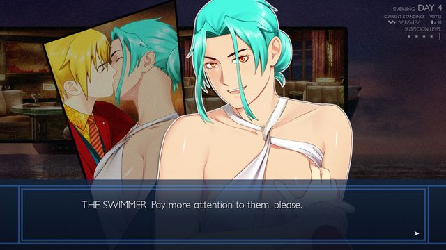 games similar to Ladykiller in a Bind
