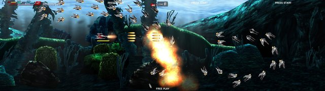 games similar to DARIUSBURST Chronicle Saviours
