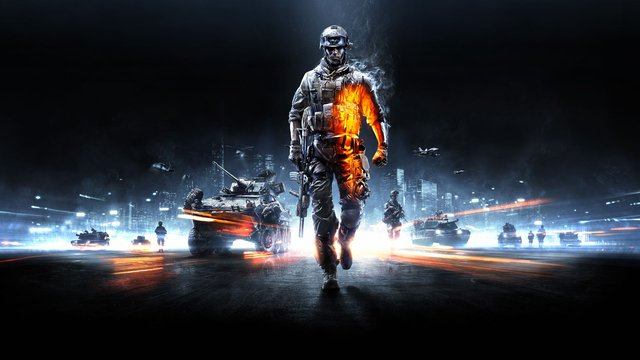games similar to Battlefield 3