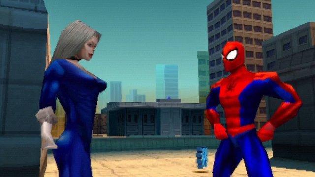 games similar to Spider Man (2000)