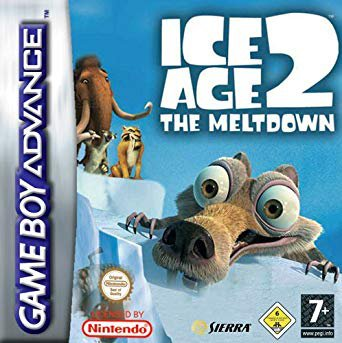 games similar to Ice Age 2: The Meltdown (GBA)
