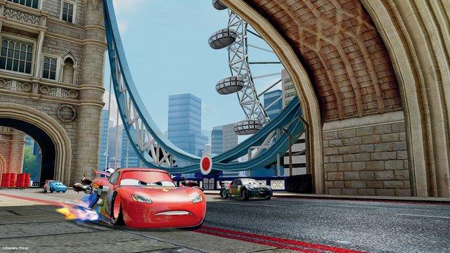 games similar to Disney•Pixar Cars 2: The Video Game