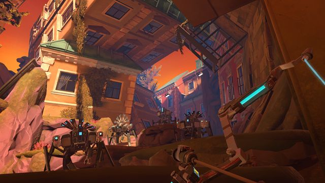 games similar to Apex Construct