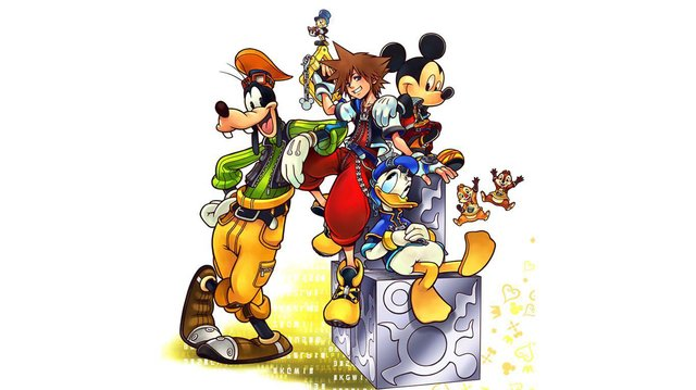 games similar to KINGDOM HEARTS Re:coded