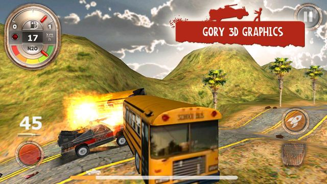 games similar to Zombie Derby