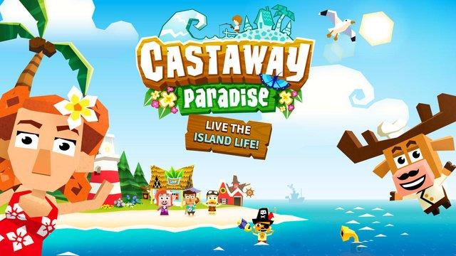 games similar to Castaway Paradise