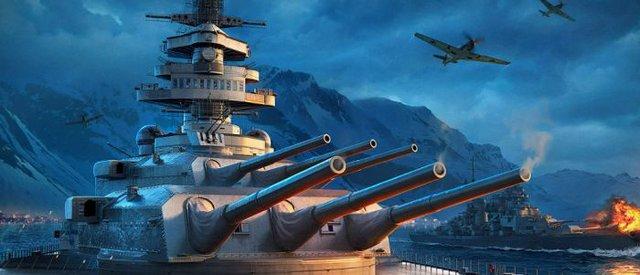 games similar to World of Warships Blitz