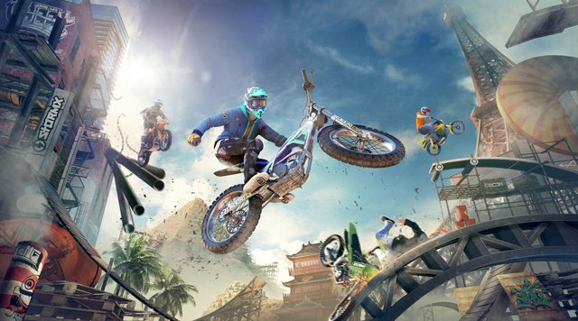 games similar to Trials Rising