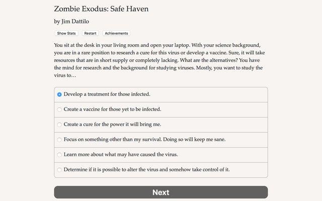 games similar to Zombie Exodus: Safe Haven