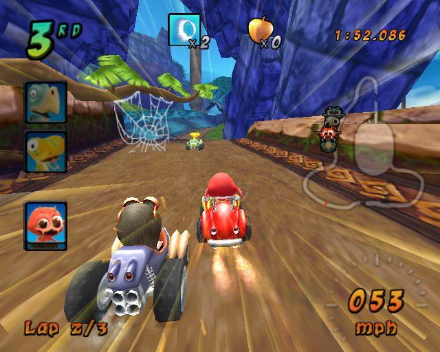 games similar to Cocoto Kart Racer