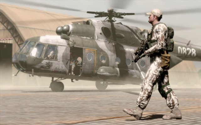 games similar to Arma 2: Operation Arrowhead