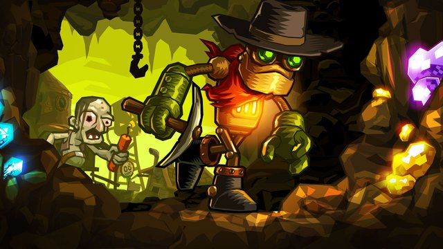 games similar to SteamWorld Dig