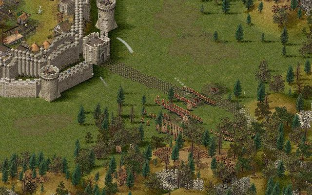 games similar to Stronghold HD