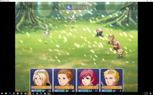 games similar to Dragons' Twilight