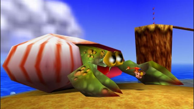 games similar to Banjo Kazooie