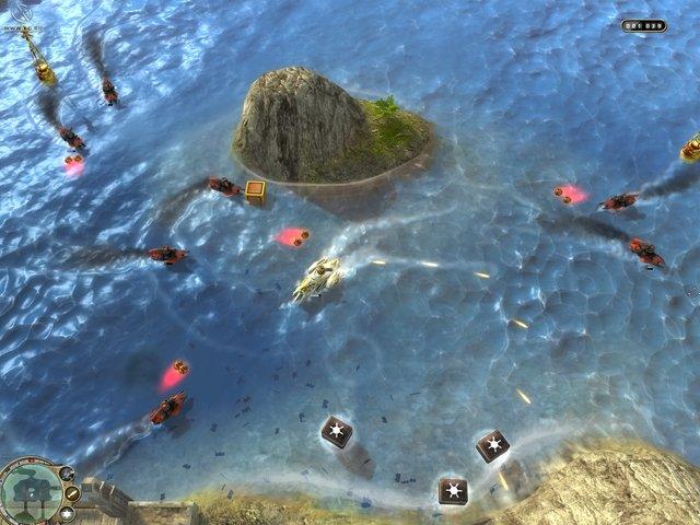 games similar to Aqua: Naval Warfare