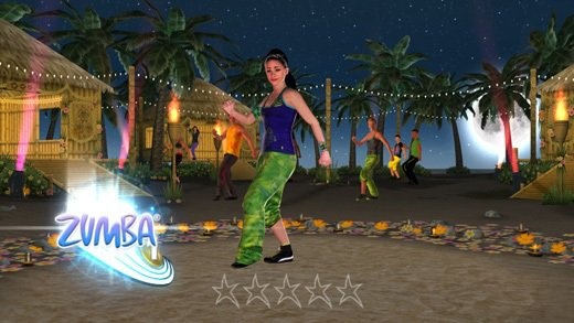 games similar to Zumba Fitness Core