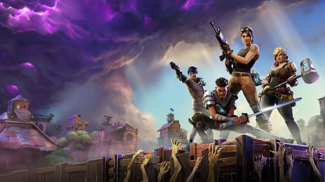 games similar to Fortnite: Save The World