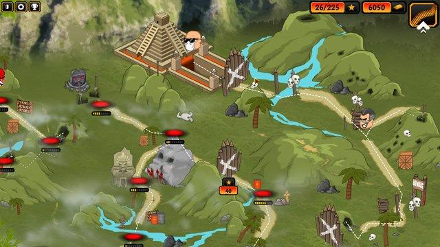 games similar to Rogue Buddies   Aztek Gold