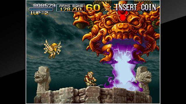 games similar to ACA NEOGEO METAL SLUG 3