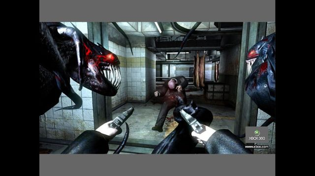 games similar to The Darkness