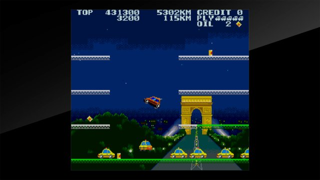 games similar to Arcade Archives City CONNECTION