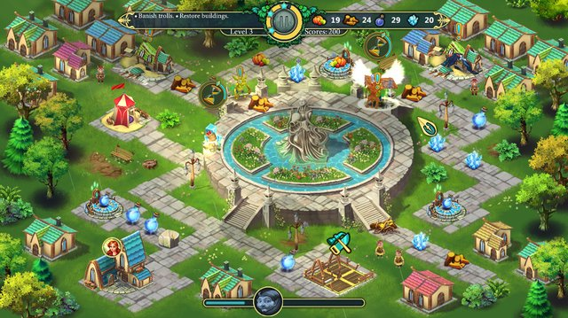 games similar to Elven Legend 2: The Bewitched Tree
