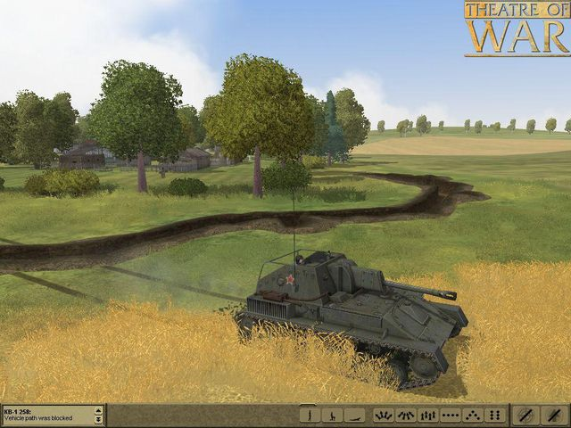 games similar to Theatre of War