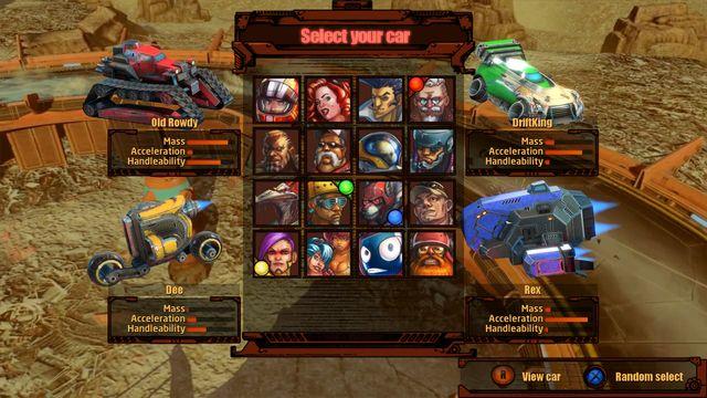 games similar to BlazeRush