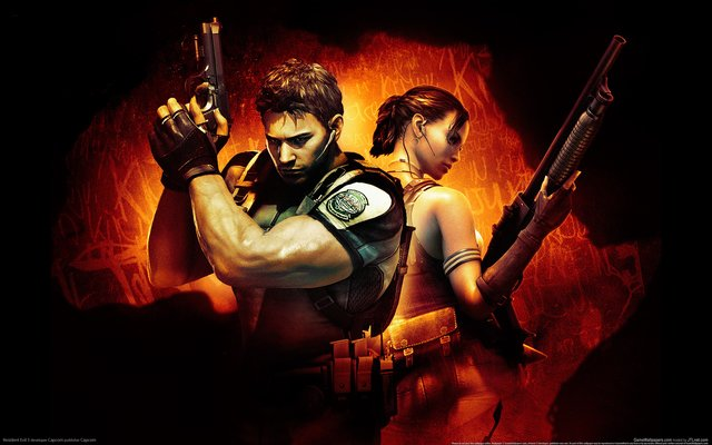 games similar to Resident Evil 5