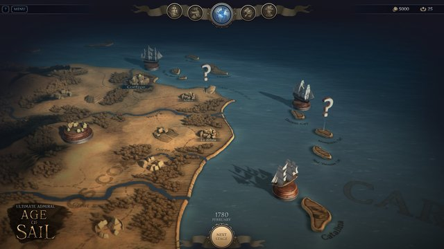 games similar to Ultimate Admiral: Age of Sail