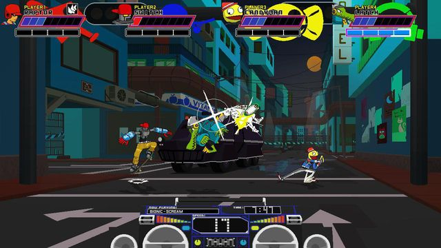 games similar to Lethal League