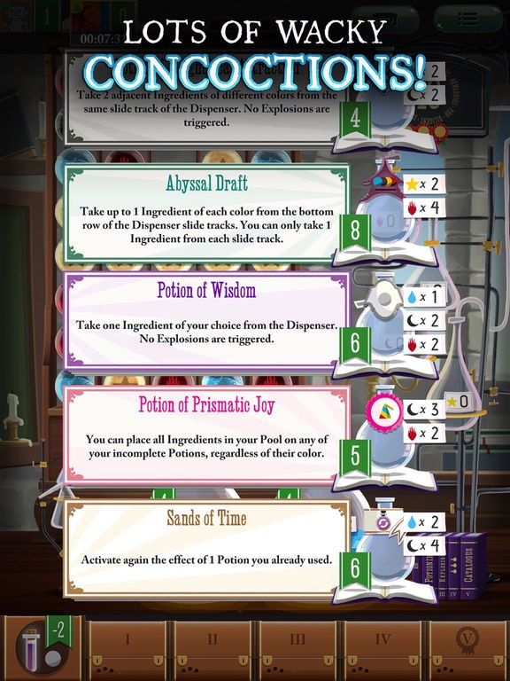 games similar to Potion Explosion