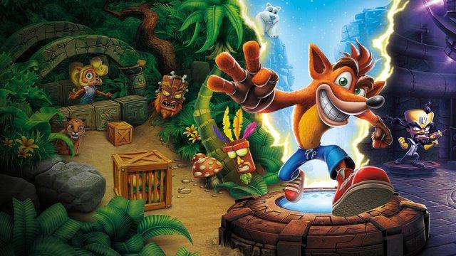 games similar to Crash Bandicoot N. Sane Trilogy