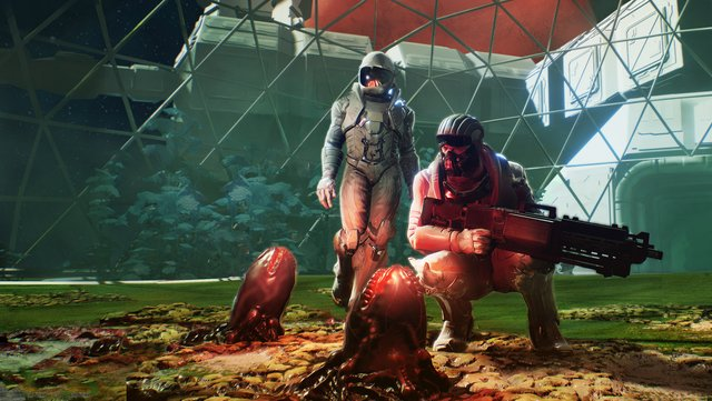 games similar to Genesis Alpha One