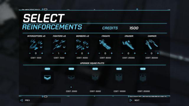 games similar to Strike Suit Infinity