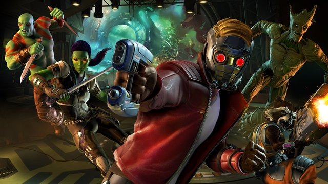 games similar to Marvel's Guardians of the Galaxy: The Telltale Series