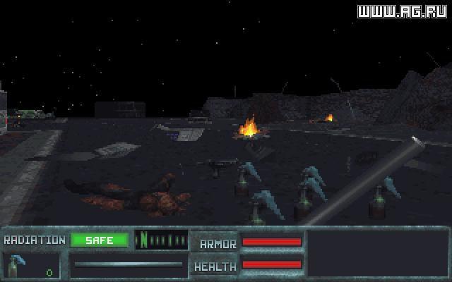 games similar to The Terminator: Future Shock