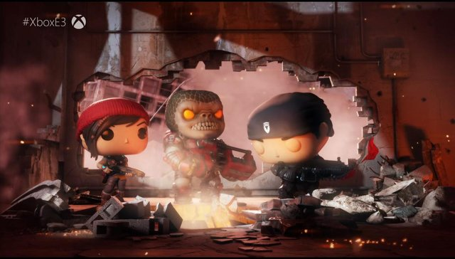 games similar to Gears POP!